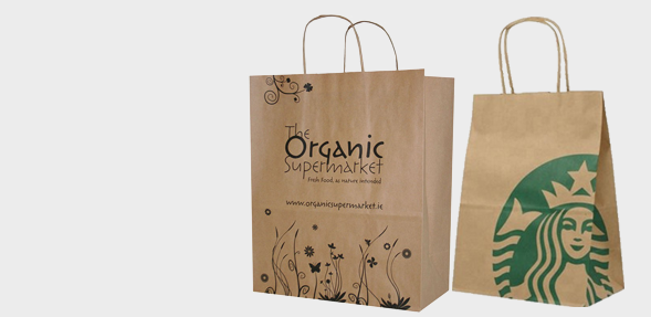 Eco Bags India - Paper Bags Manufacture and Paper Bags