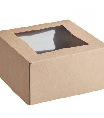 Cake-Box-Brown-Window